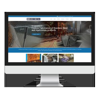 GH Sheetmetal website
