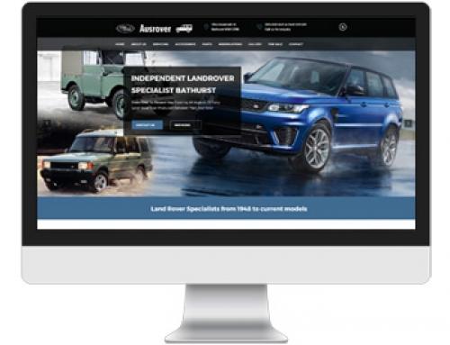 Ausrover Land Rover Specialist Bathurst