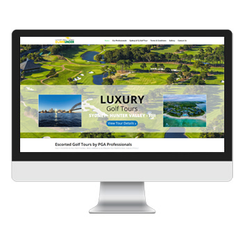 Luxury Golf Tours Down Under