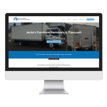 jackos-affordable-website-design-sydney